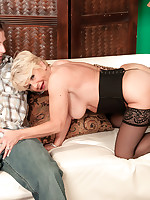 60 Plus MILFs - A Cream Pie For Deanna's Sixtieth Birthday - DeAnna Bentley (62 Photos)