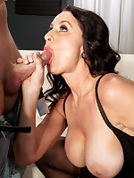50 Plus MILFs - Rita Daniels' First On-Camera Fuck - Rita Daniels (51 Photos)