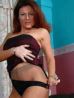 this milf is in very good shape - Girdles Granny
