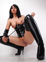 Sexy Desyra Noir and her big breasts | DesyraNoir.com