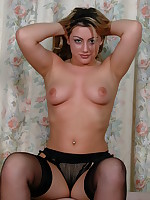Naughty Patsy is one hot mom who is feeling a bit frisky - Girdles Granny