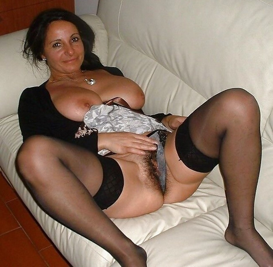 Amateur mature milf stockings the truth